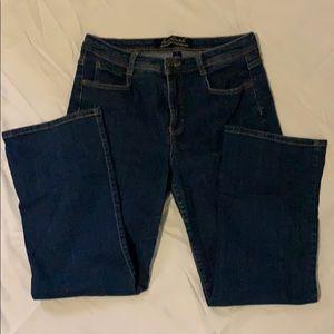 Gloria Vanderbilt The Perfect Fit Denim Jeans